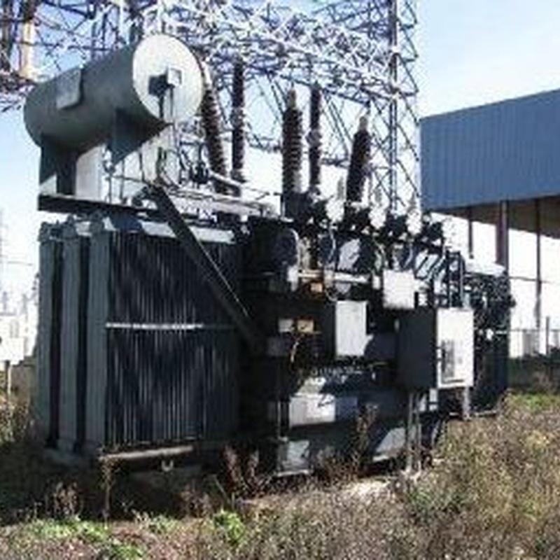 Aceites de transformador: Servicios de RT oil