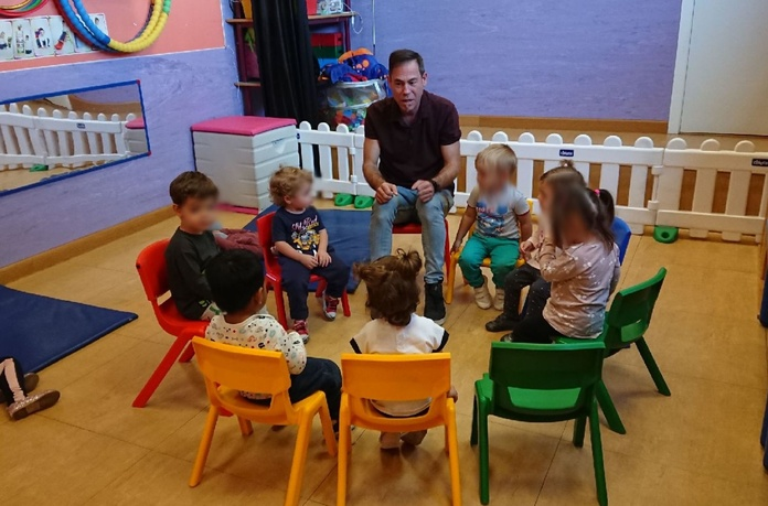 Inglés : Nuestro Mundo  de Escuela Infantil Sonrisas