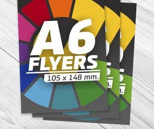 OFERTA FLYER A6