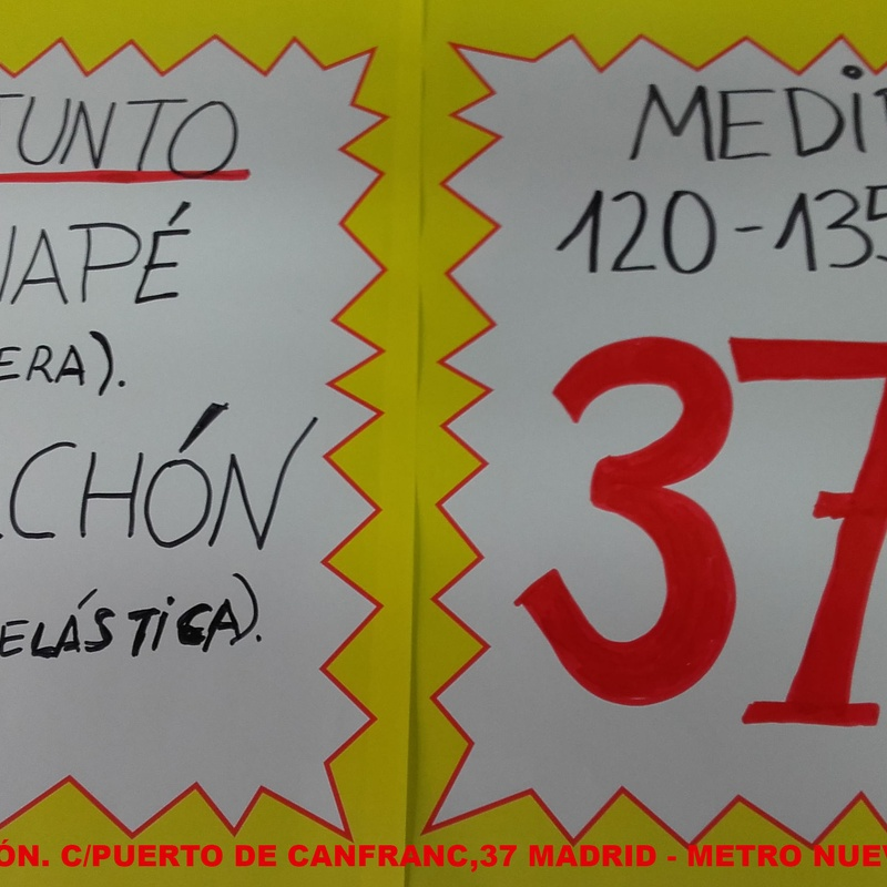 ELIGE TU MEDIDA 120,135,150 TODO POR 375€