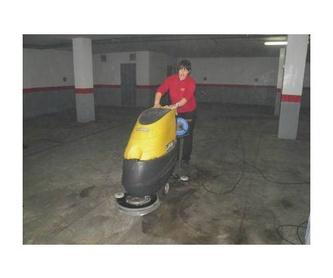 Limpieza de clínicas: Servicios de Limpiezas Serrano