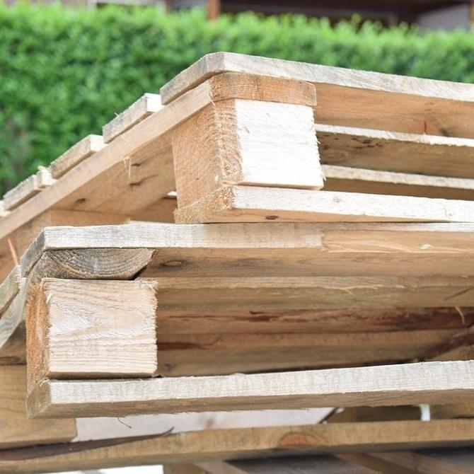 La vida útil de un palet de madera