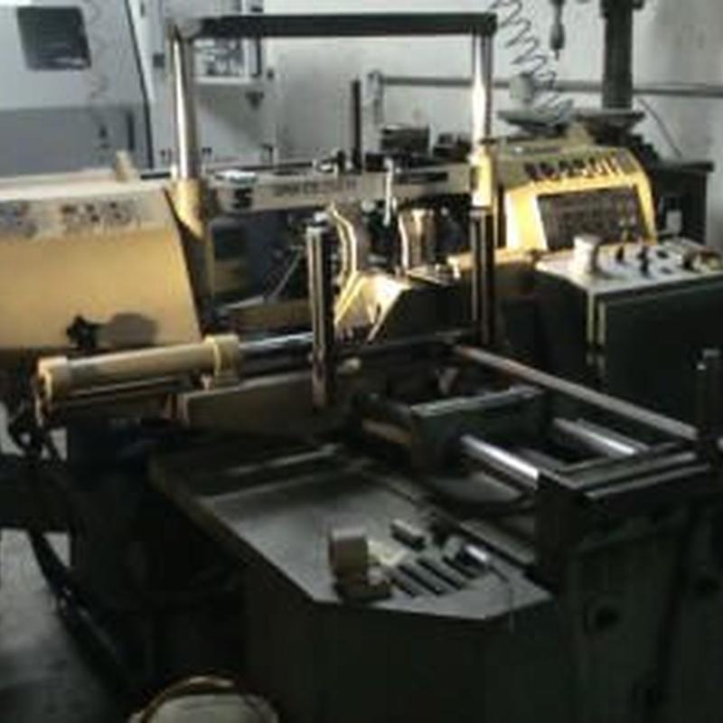 Sierras automáticas: Productos de Talleres Luse