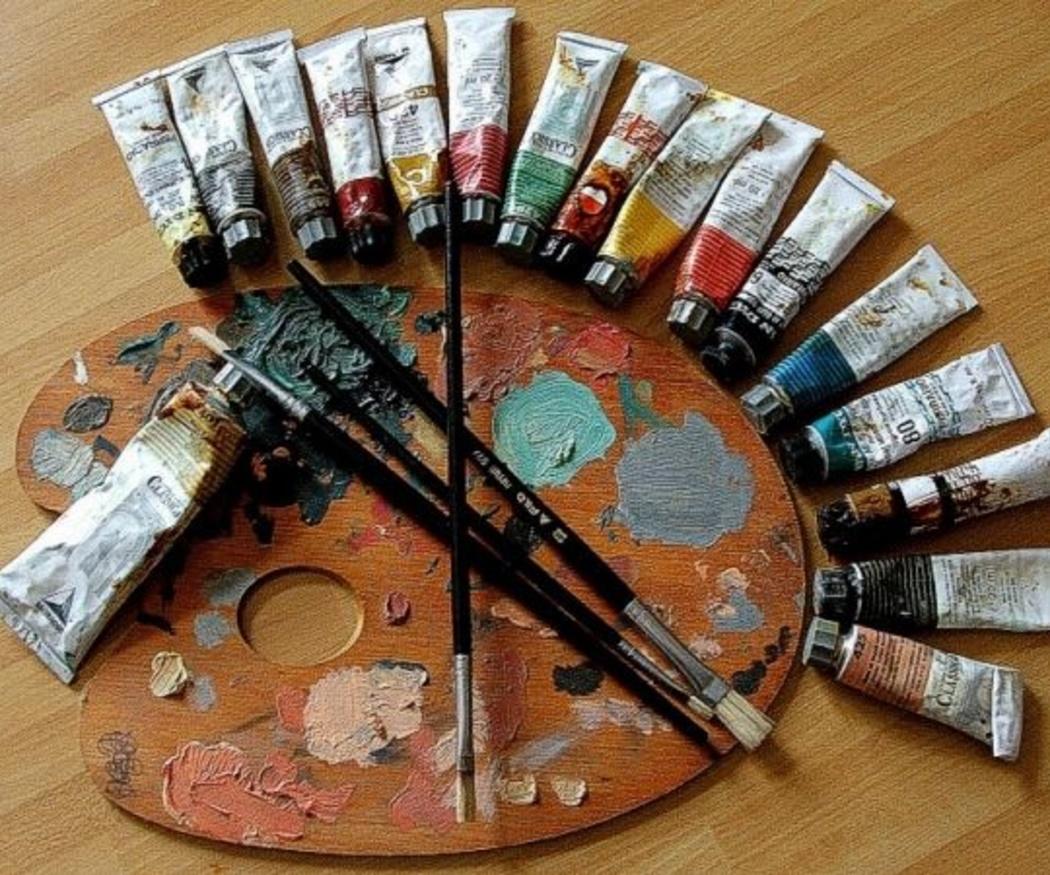 Algunos trucos para pintar al óleo