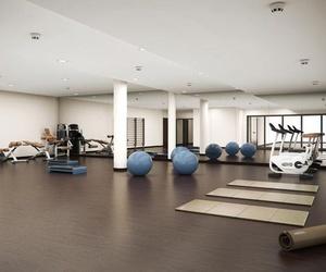 Residencia de tercera edad con gimnasio en Girona