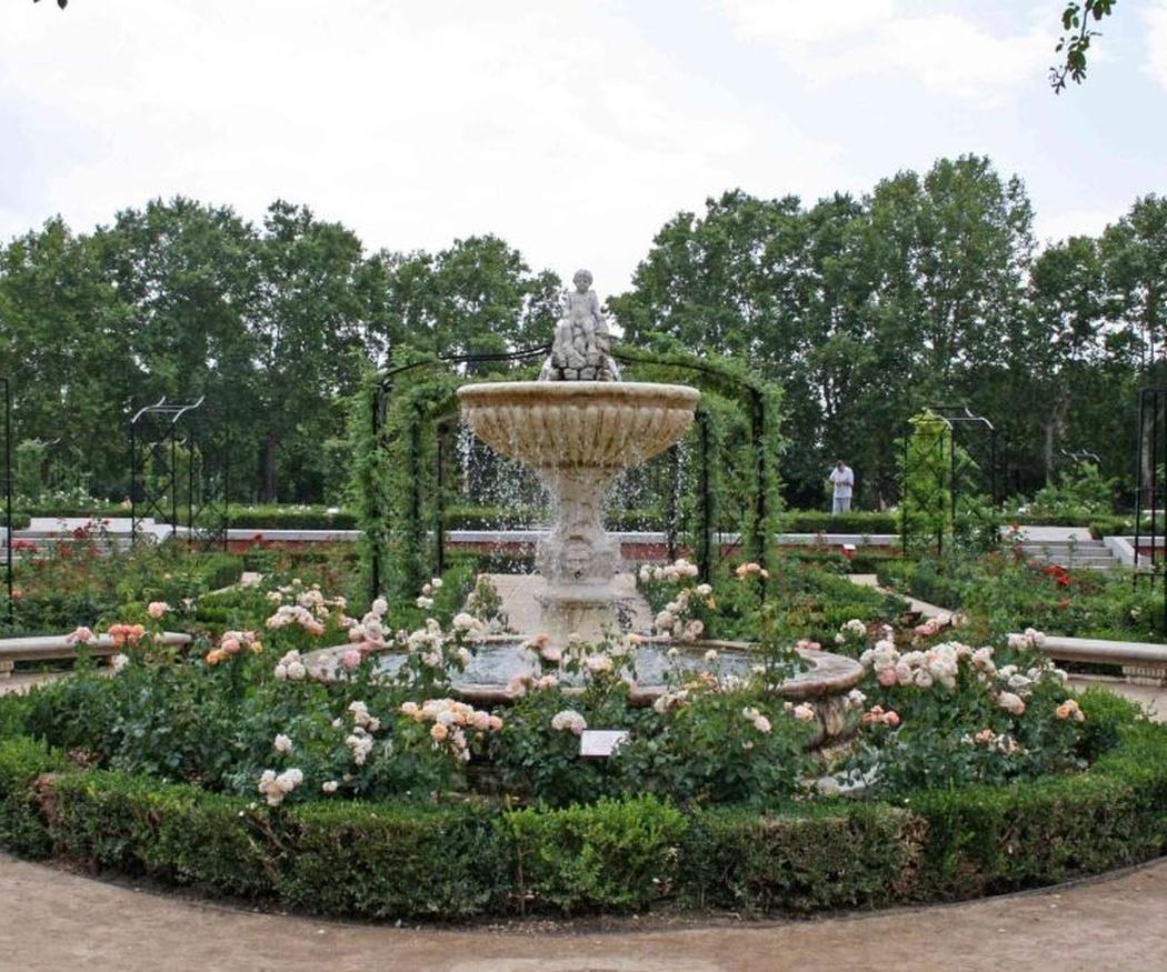 Visitar los parques de Madrid en tu escala