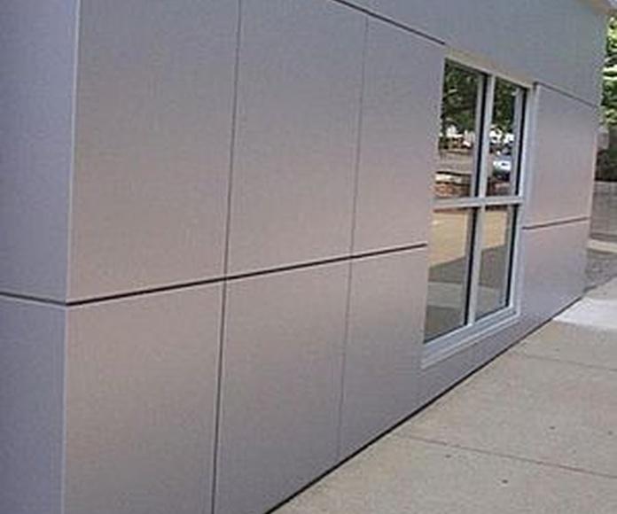 Panel de aluminio: Catálogo de Coplasnor