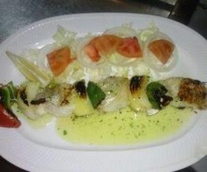 Restaurante con cocina andaluza