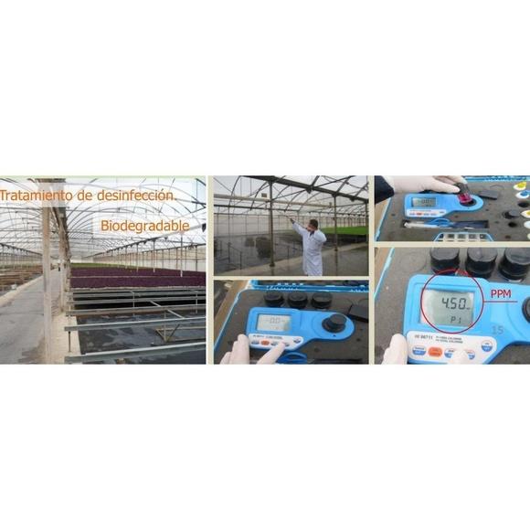 Dosificaciones: Tratamiento de aguas de SOB Distribuidores