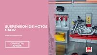 Suspension de motos en Cádiz | Motorwences