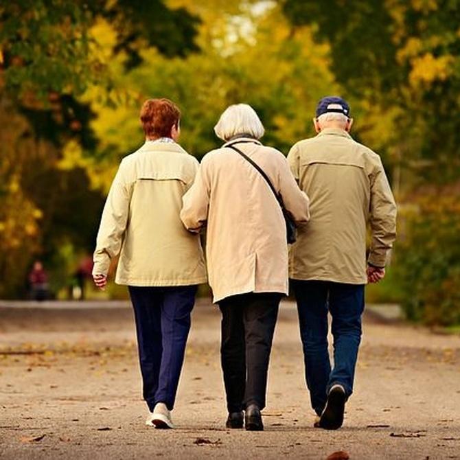 La población española, cada día más envejecida