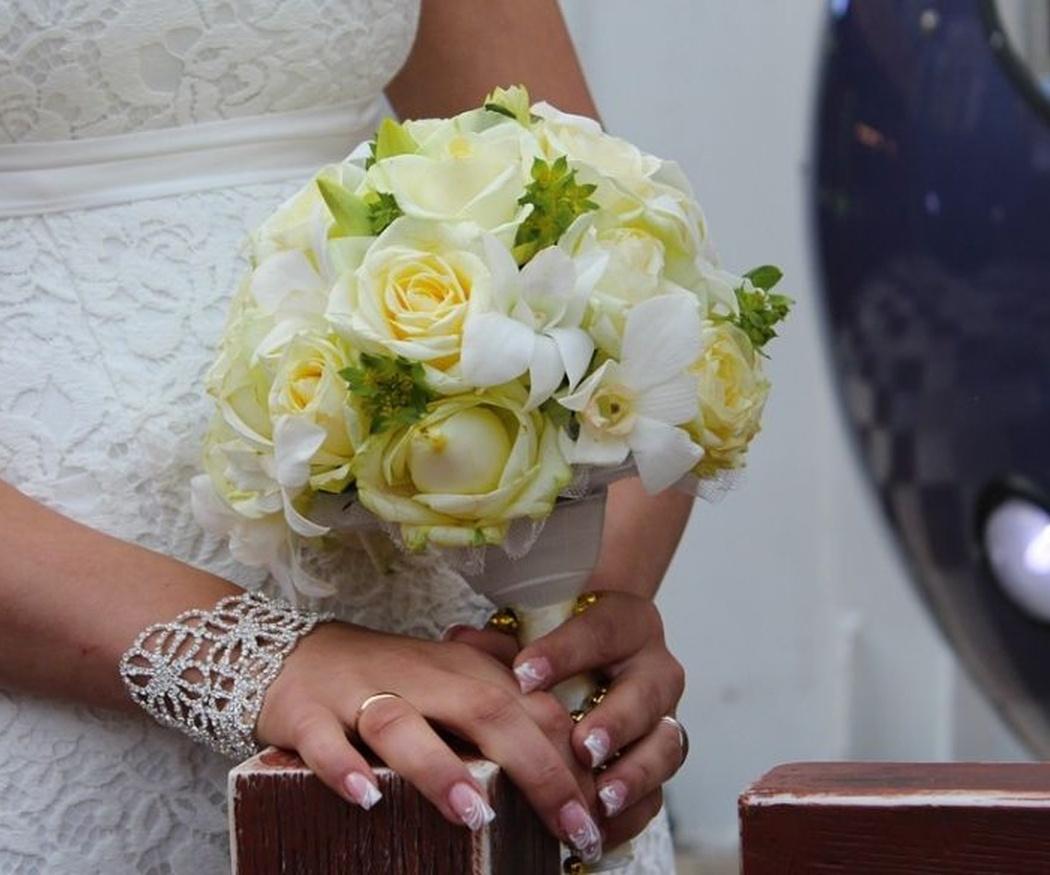 Historia y significado del ramo de novia