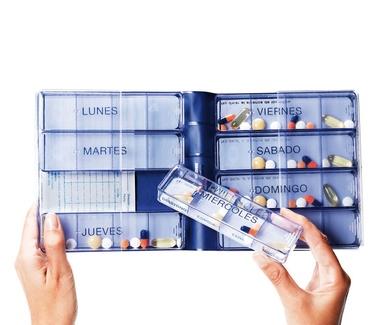 Las ventajas de los pastilleros