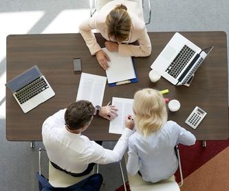 Administración y gestión de fincas: Servicios de Asesoría Tribaldos, S.L.