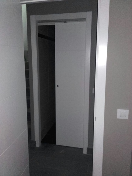 dormitorio en vivienda de dos plantas