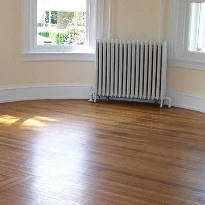 Limpia como los profesionales los suelos de madera