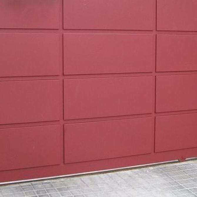 Consejos para evitar averías en las puertas automáticas (I)
