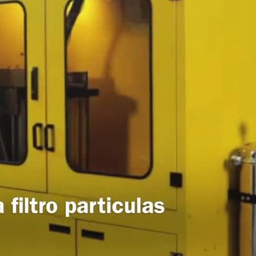 Limpieza del filtro de partículas en Alcorcón: Huracán Motor