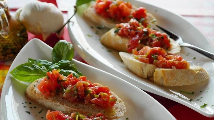 Le Bruschette: Carta de Restaurante Bon Gust