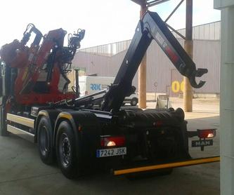 Fabricación de contenedores : Maquinaria y servicios de Congrual