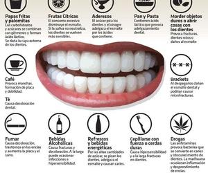 Los dientes en peligro