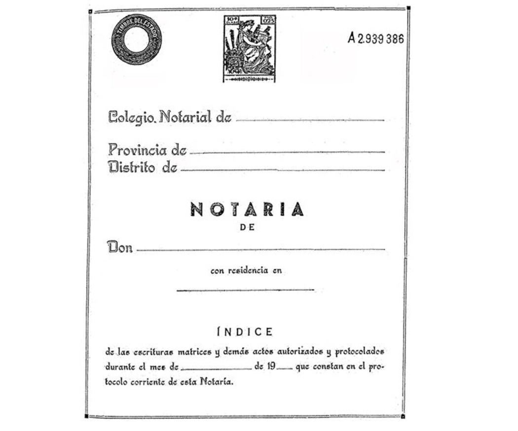 ¿Cuánto tiempo se conserva un documento notarial?