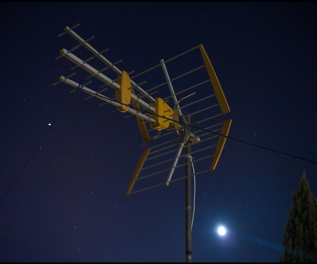 Cómo mejorar la señal de la antena