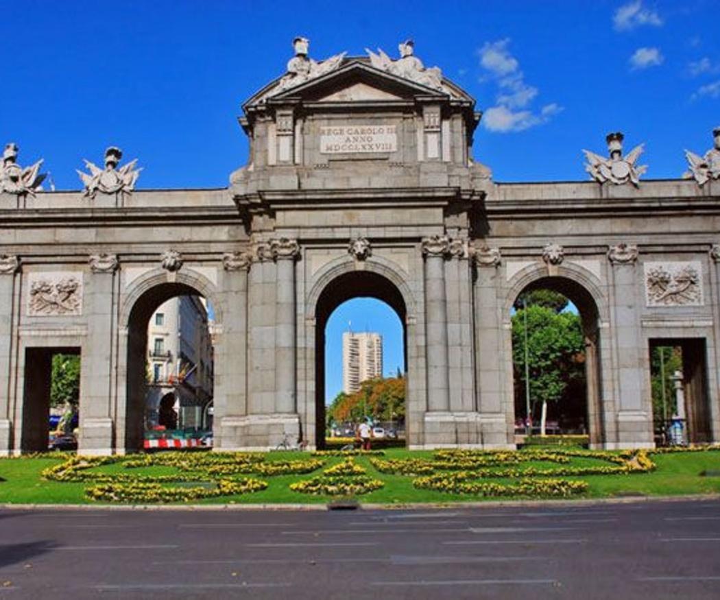 Madrid, sede de empresas multinacionales