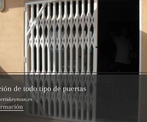 Cerrajería Keyman | Cerrajería