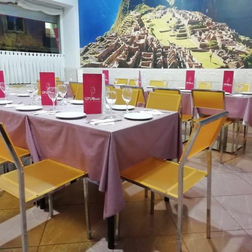 Cocina peruana Salamanca | Restaurante D´María