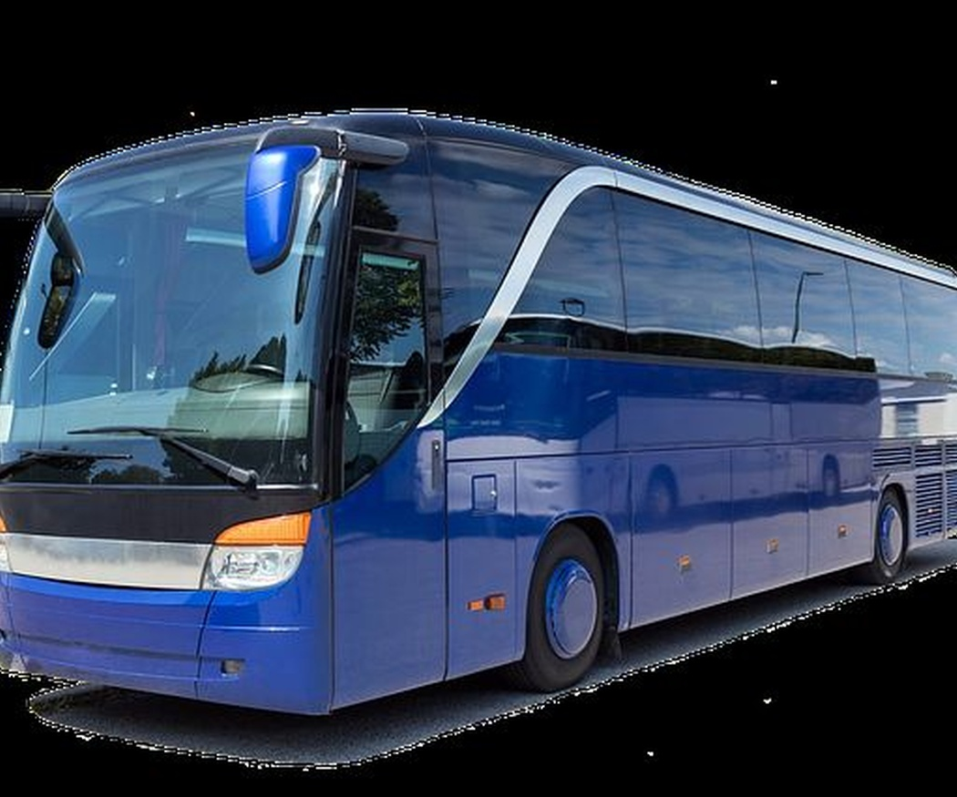 Pásalo en grande alquilando un autobús