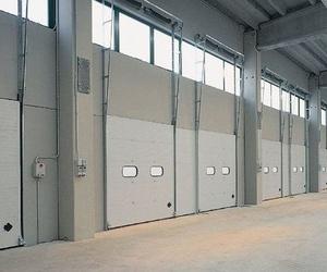 Puertas seccionales industriales