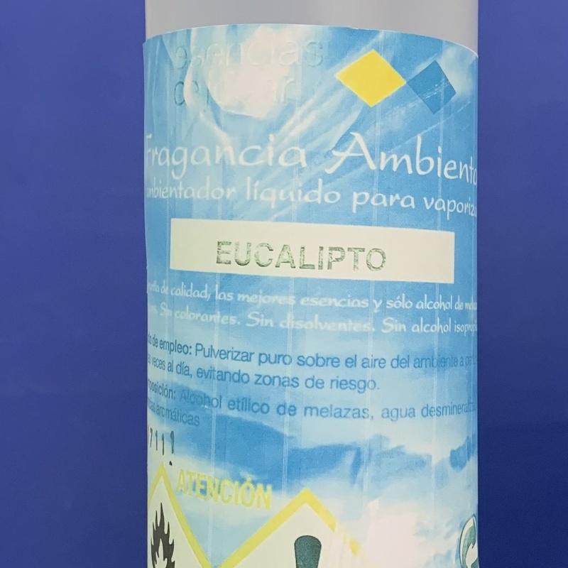 Ambientador eucalipto : SERVICIOS  Y PRODUCTOS de Neteges Louzado, S.L.