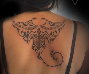 Tatuajes polinesio en Carabanchel