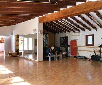 Yoga: Servicios de Club de Tenis Buenavista Benissa