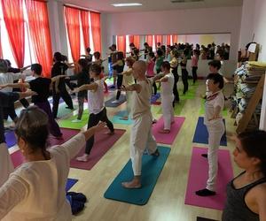 Yoga dinamic en Barcelona