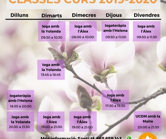 Yogacon Helena: Servicios de Espai 6 de Salut