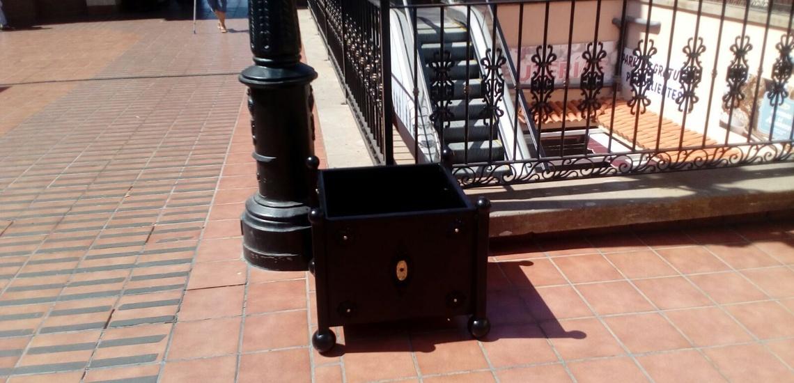 Barandillas y elementos ornamentales de hierro y forja en Tenerife