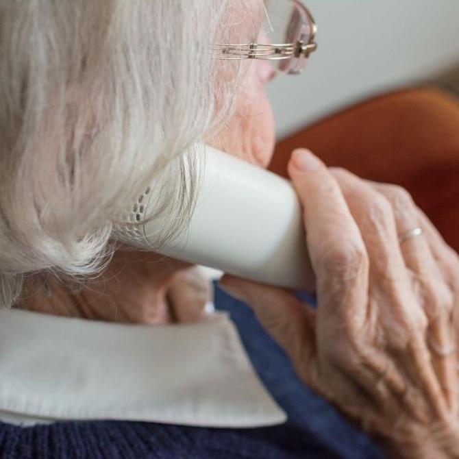 Teleasistencia: cuando la autonomía es un valor para los ancianos