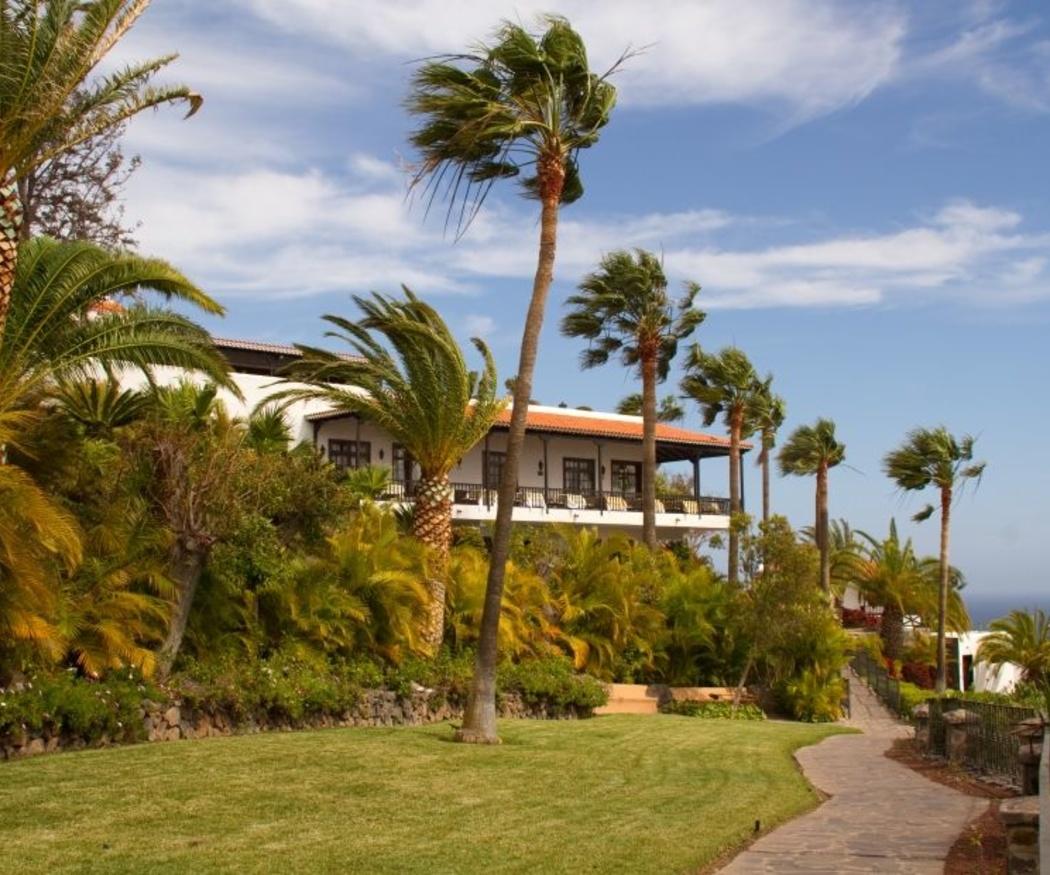 El mantenimiento de los jardines en el sector hostelero