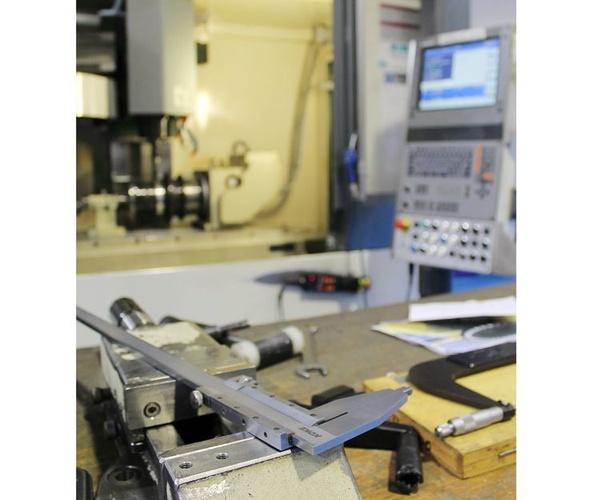 Mecanizados para la aeronáutica y las telecomunicaciones con tecnología puntera