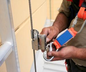 La seguridad en los trabajos verticales