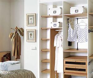 Como organizar los armarios