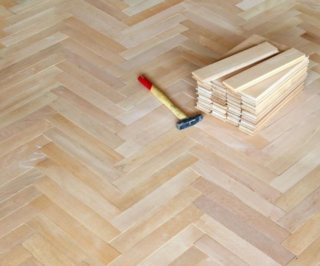 Elige suelo de madera al reformar tu casa