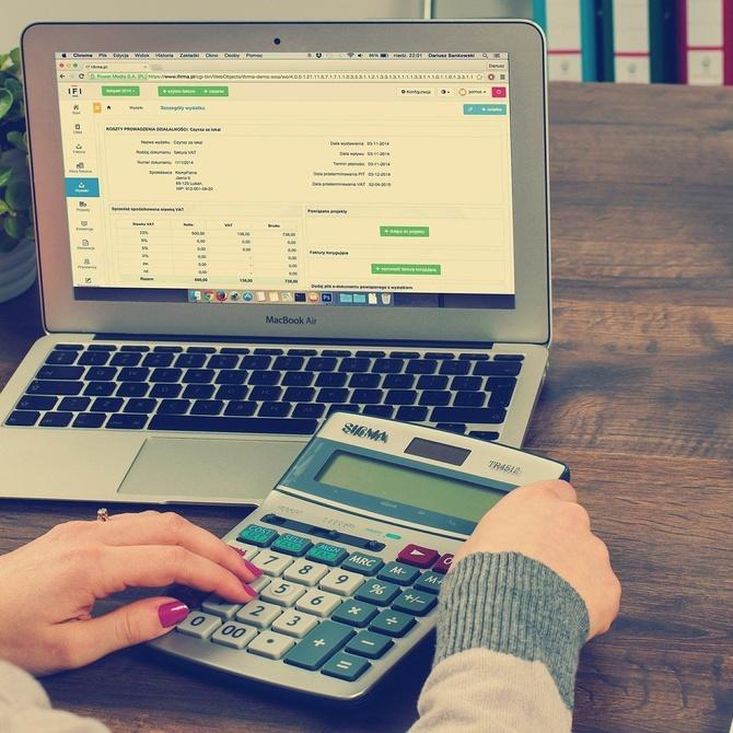 Los servicios de una asesoría contable