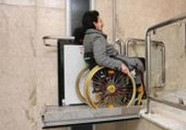 Elevadores para movilidad reducida