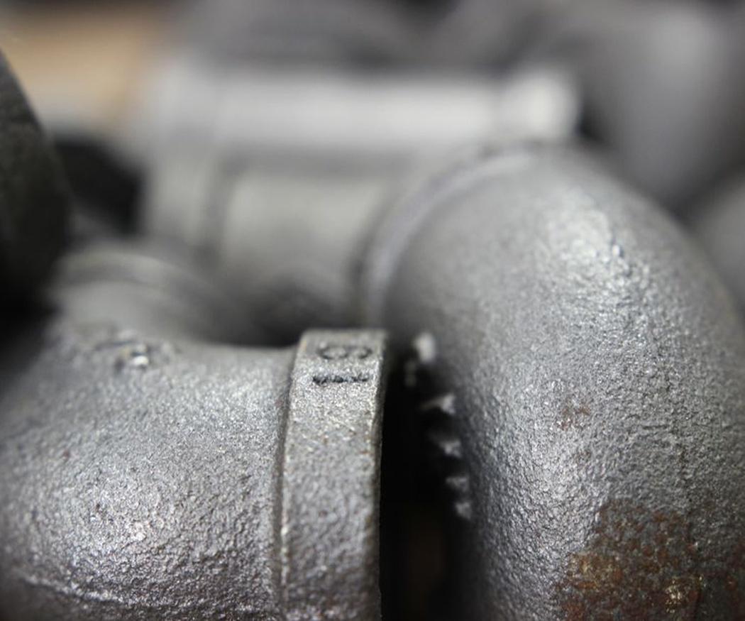 El peligro de las tuberías de plomo