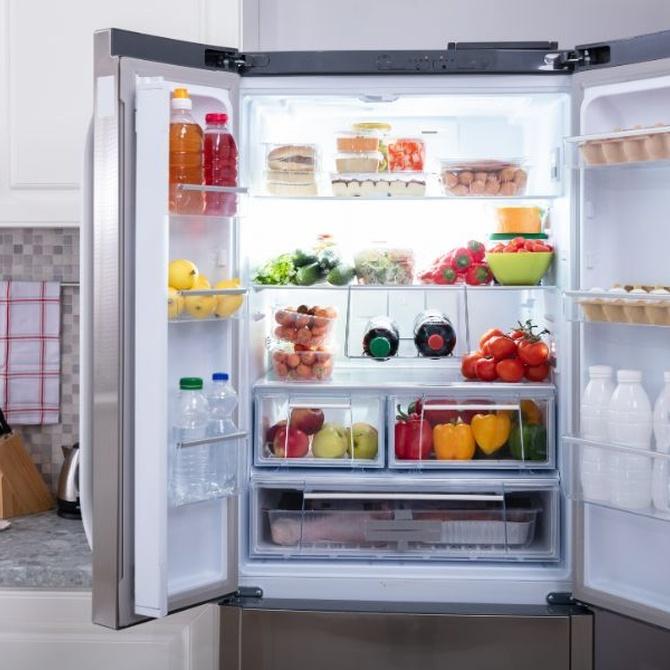 Consejos para el correcto mantenimiento de tu frigorífico