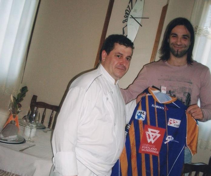 El excelente jugador de Balonmano Ivano Balic