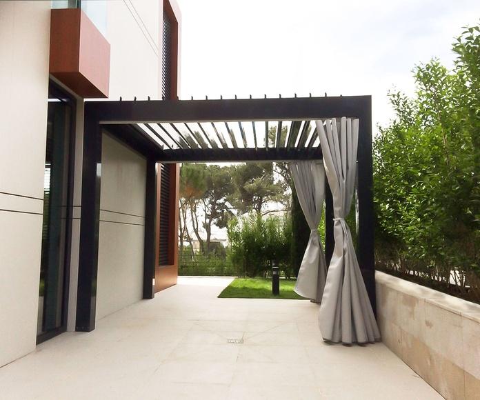 Instalación de Pérgolas Bioclimaticas en Tenerife